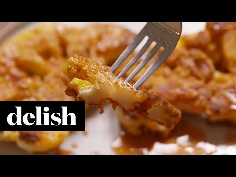How To Make Chicken Fried Cauliflower | Delish
