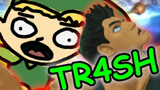 More TR4SH Characters (A Smash 4 Mod)