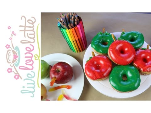 Simple Back to School Themed Treats