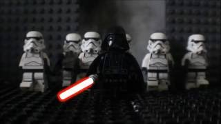 Lego Star Wars: Rebels Kanan & Ezra vs Darth Vader