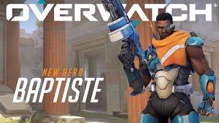 [NOW PLAYABLE] Baptiste   Overwatch