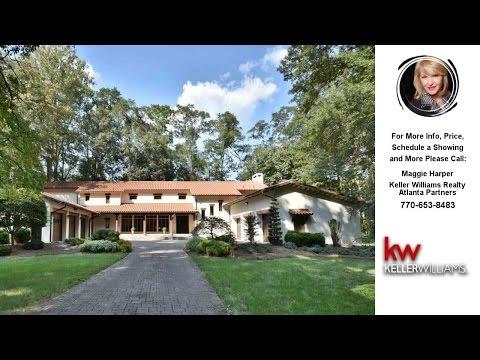 4603 Gatewood Circle, Peachtree Corners, GA Presented by Maggie Harper.