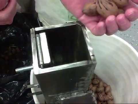 DIY Pecan Cracker
