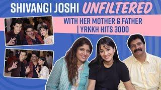 Yeh Rishta Kya Kehlata Hai | Shivangi Joshi's parents REACT to her journey, REVEAL fav scene | YRKKH
