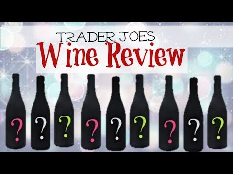 Trader Joe's Red Wine Review
