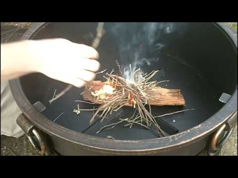 Fire Craft: 101 stages of kindling