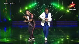Nach Baliye 9 | Shantanu - Faisal dance off