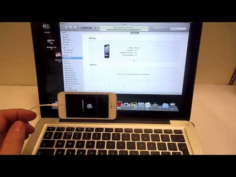 How To Remove A Password From iPhone 5 iPhone 6