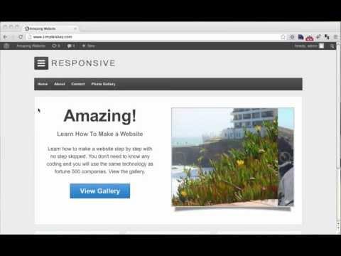 Edit Sidebars In Wordpress