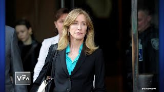Felicity Huffman's Cheating Defense | The View