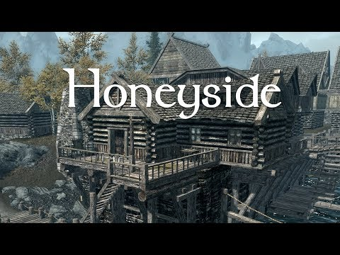 Player Homes Of Skyrim.  Honeyside, Riften