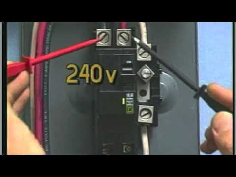 Balboa Legacy Systems Series - How to check wiring voltages for SPAs - GFCI hookups