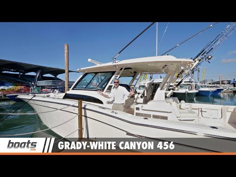 Grady-White Canyon 456: First Look Video