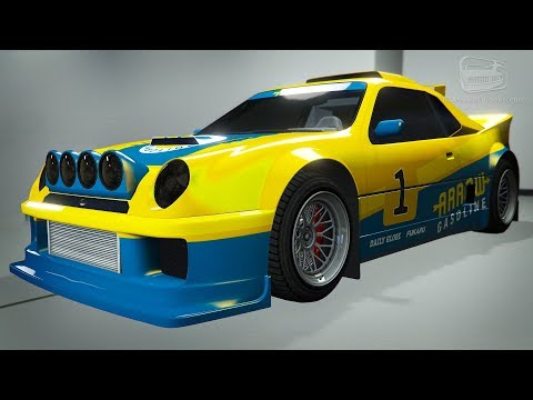 GTA Online: SA Super Sport Series - Vapid GB200