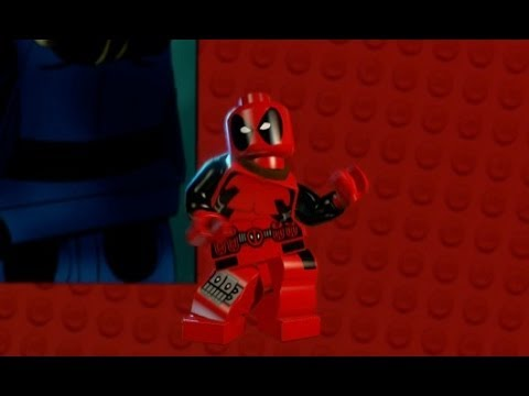 LEGO Marvel Super Heroes - Deadpool Bonus Mission #9 - Stranger Danger (Doctor Strange Unlocked)