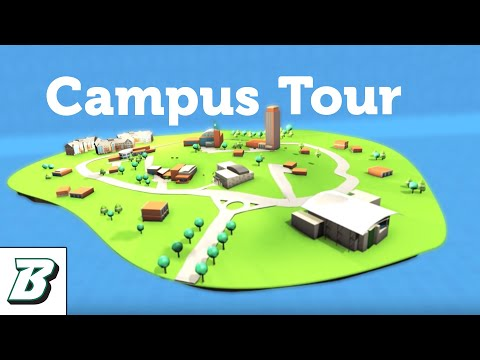 Binghamton University Campus Tour