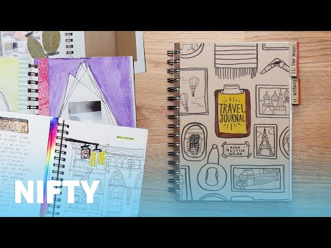 Build Your Own Travel Journal