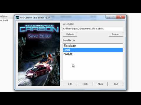 ⭐ Nfs carbon save editor free download for pc | Need for