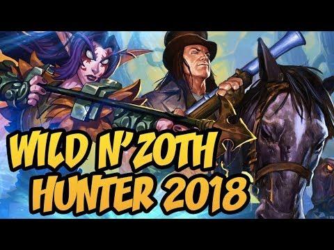Hearthstone: Wild N'Zoth Hunter 2018