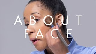 Cardi B | About Face | ELLE