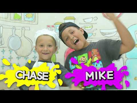 Chases Corner Kitchen: DIY Kids Cooking Recipe by Clarence (#3) | DOH MUCH FUN