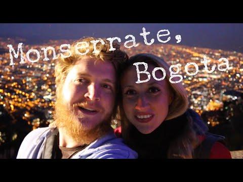 MONSERRATE - BOGOTA - COLOMBIA - TRAVEL VLOG - The Adventures of Pip & Tobes