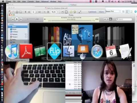 Mac Computer Tips: How to switch between applications with the keyboard (Cmd+Tab)
