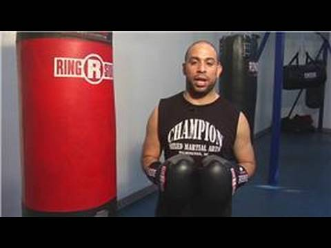 Boxing Training : How to Punch a Heavy Bag