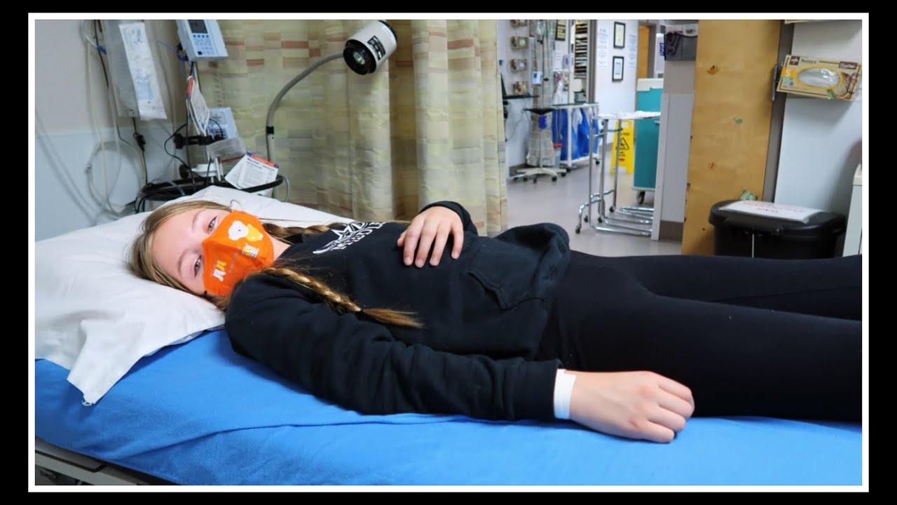 Emergency Room!   Poor Addison!   Is It Broke?