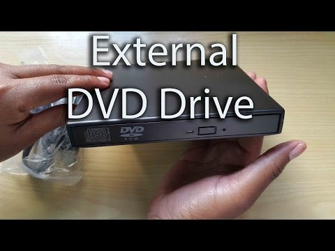 External DVD Drive for Laptop