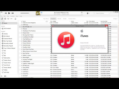 Edit Multiple Tracks At Once In iTunes