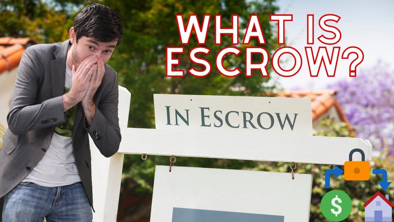 WHAT IS ESCROW? | Real Lawyer Explains