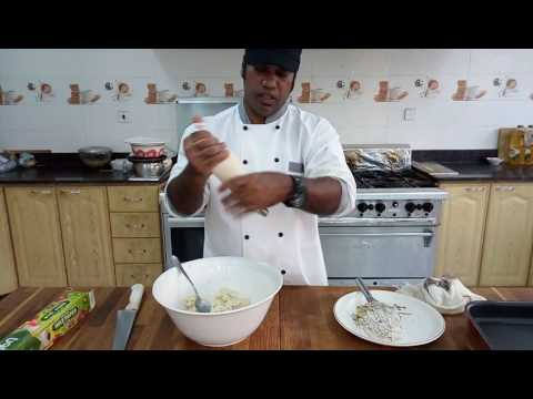 Butter Cookies Recipe -  how to make easy home made Butter Cookies@ Chef Paul Samar MULLICK
