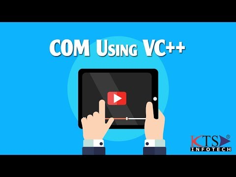 Tutorial 7 : Creating ActiveX COM Controls using VC++ MFC and ATL