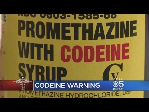 No Codeine For Kids, Pediatricians Say