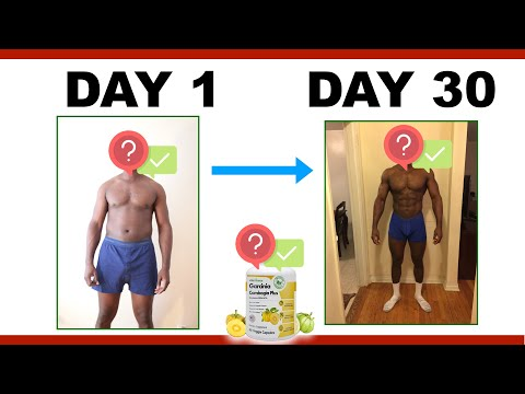 Pure Garcinia Cambogia Review ~ How I Lost 35 lbs With Pure Garcinia Cambogia [Works For Men Too]