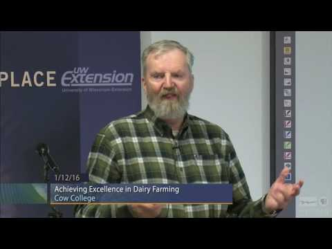 WPT University Place: Achieving Excellence in Dairy Farming