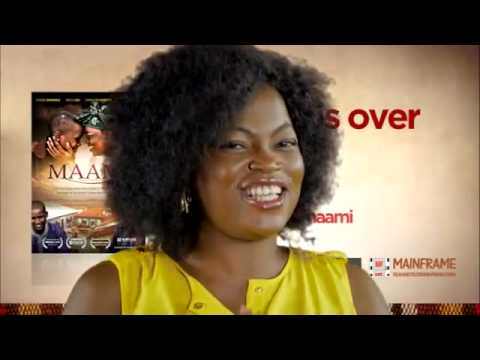 The offcial TVC by Funke Akindele Oloyede to promote Tunde Kelani u0027s Maami