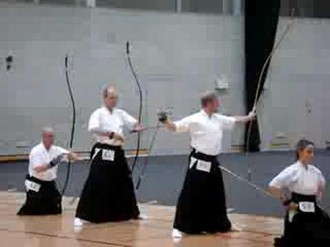European Kyudo Seminar 2008