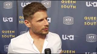 Download ATX Television Festival 2016: Matt Lauria on Opening Night red carpet Video