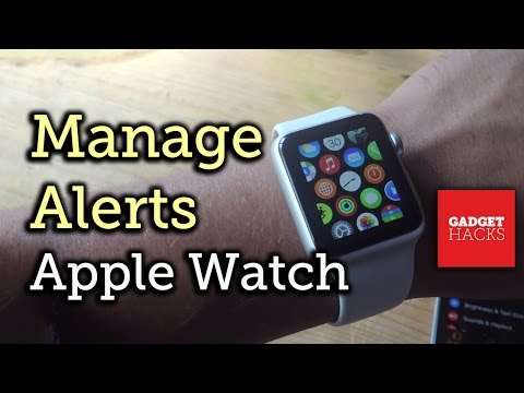 Manage App Notifications on Your Apple Watch [How-To]