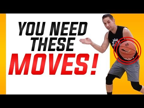 3 Moves To KILL Aggressive Defenders: Basketball Moves To Break Ankles