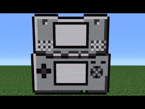 Minecraft Tutorial: How To Make A Nintendo DS