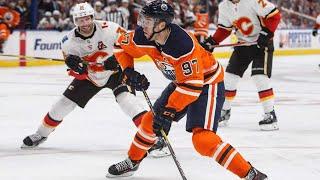 Connor McDavid's Sick Highlight Reel Goal vs Calgary Flames // ReWatch NHL #28