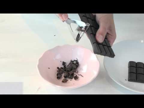 Bake Club presents: How to make chocolate curls