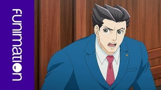 Ace Attorney - Bloopers