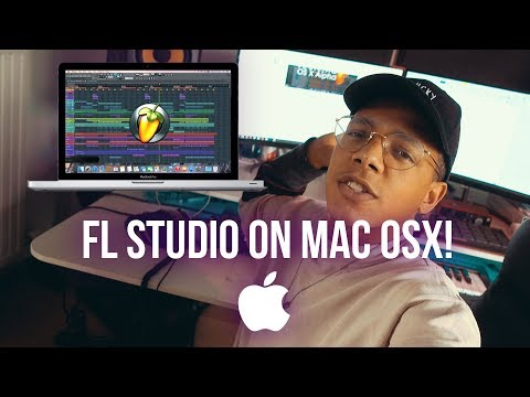 CAN YOU USE FL STUDIO ON A MAC OS??? (Fl Studio on Macbook)