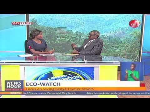 Eco-Watch Interview (Dr.Isaac Kalua)