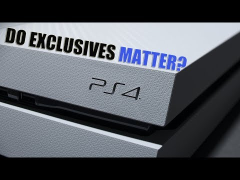 The BIG Argument: Do Video Game Exclusives Matter?