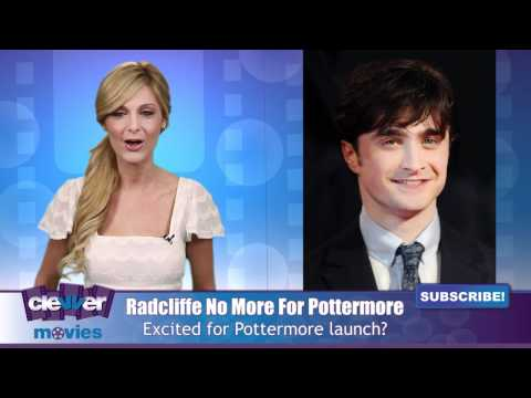 Daniel Radcliffe Not Involved With J.K. Rowling's Pottermore